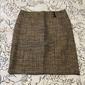 NWT Ann Taylor Tweed Skirt